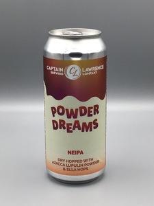 Captain Lawrence - Powder Dreams (16oz Can)